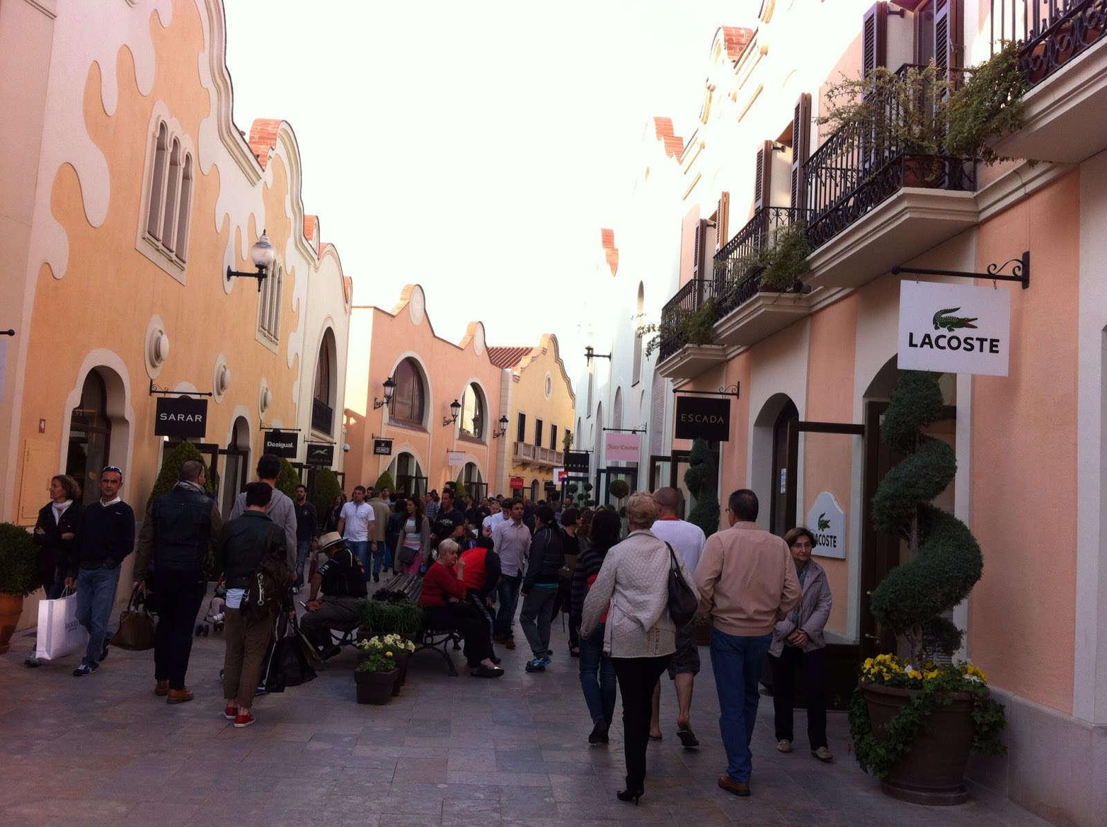 Shopping & découverte à Barcelone
