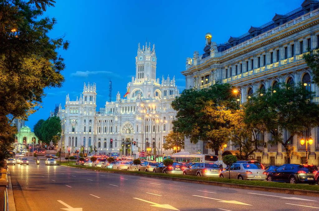Madrid 3 jours / 2 nuits